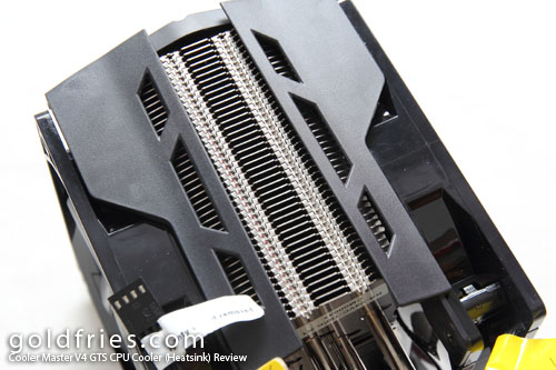 Cooler Master V4 GTS CPU Cooler (Heatsink) Review