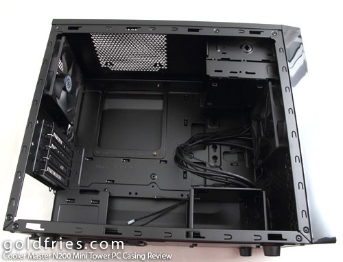 Cooler Master N200 Mini Tower PC Casing Review