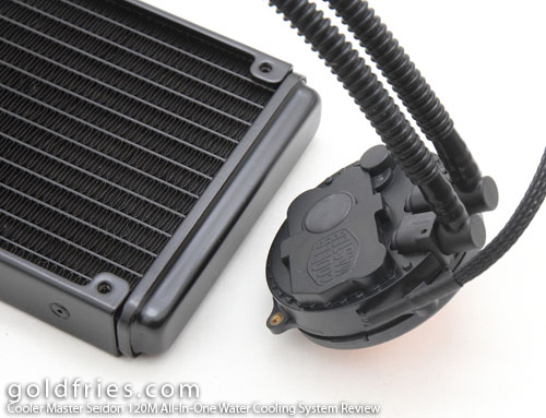 Cooler Master Seidon 120M All-In-One Water Cooling System Review