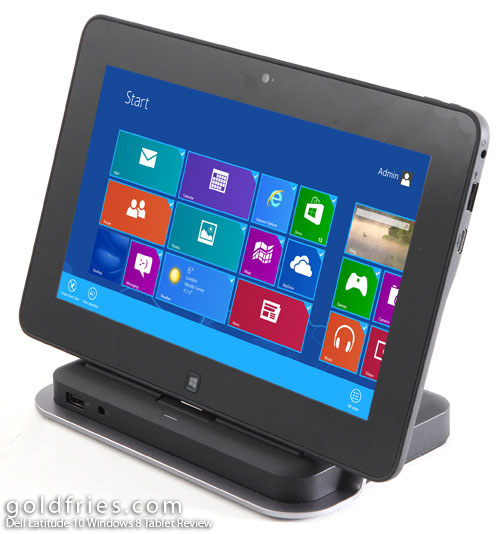 Dell Latitude 10 Windows 8 Tablet Review