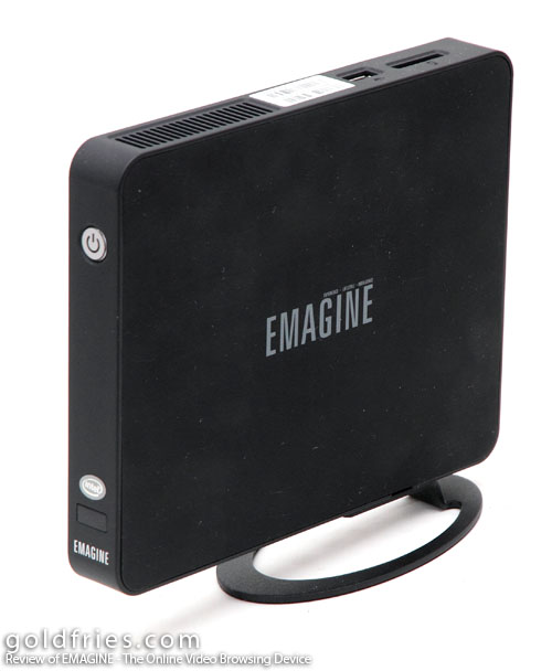 Review of EMAGINE - The Online Video Browsing Device