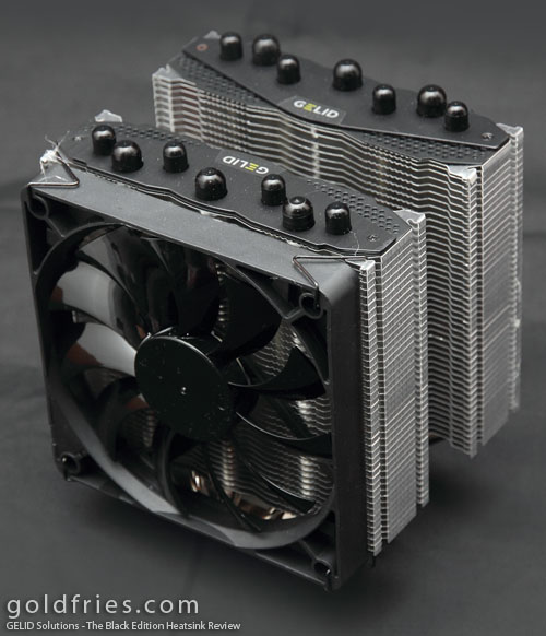 GELID Solutions - The Black Edition Heatsink Review