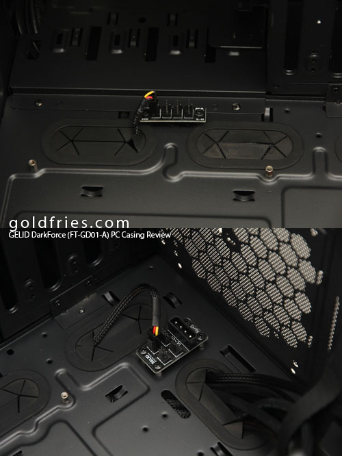 GELID DarkForce (FT-GD01-A) PC Casing Review