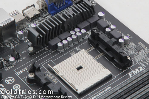 Gigabyte GA-F2A85X-D3H Motherboard Review
