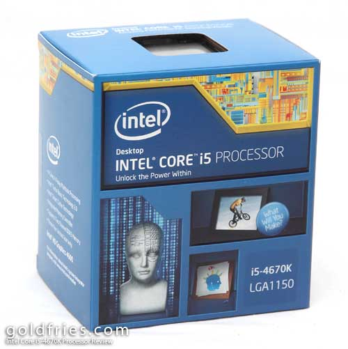 Intel Core i5-4670K Processor Review