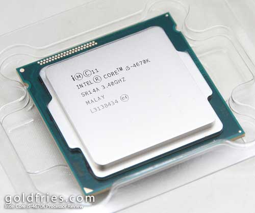 Intel Core i5-4670K Processor Review