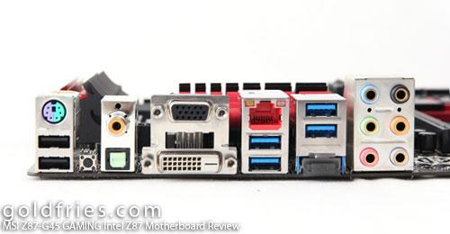 MSI Z87-G45 GAMING Intel Z87 Motherboard Review