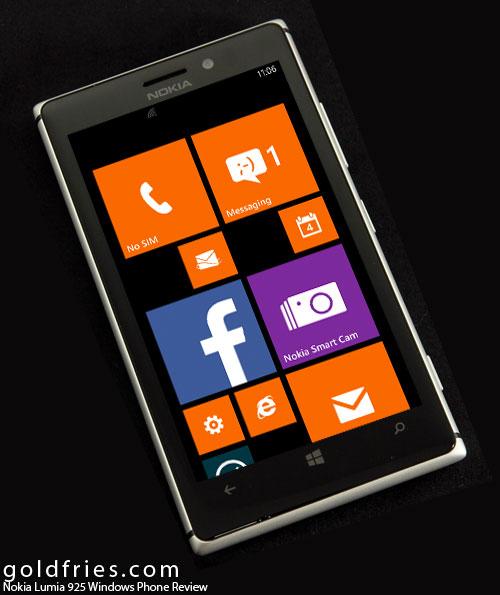Nokia Lumia 925 Windows Phone Review