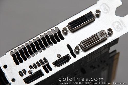 Sapphire HD 7790 1GB GDDR5 DUAL-X OC Graphic Card Review