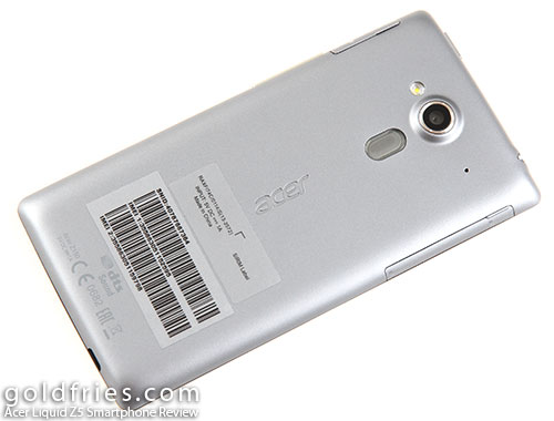 Acer Liquid Z5 Smartphone Review