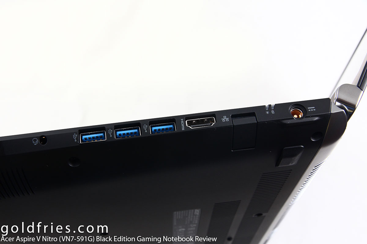 Acer Aspire V Nitro (VN7-591G) Black Edition Gaming Notebook Review