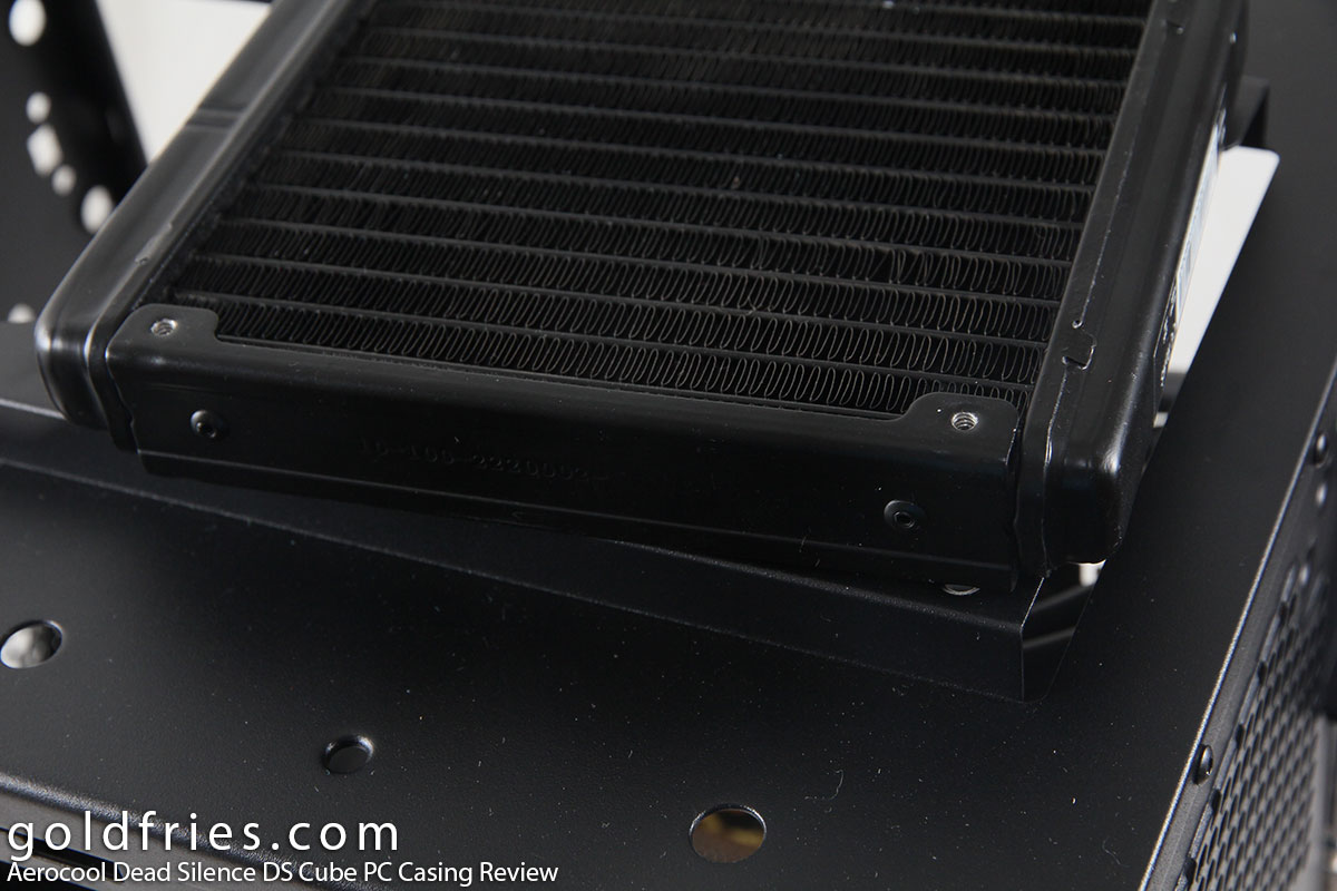 Aerocool Dead Silence DS Cube PC Casing Review