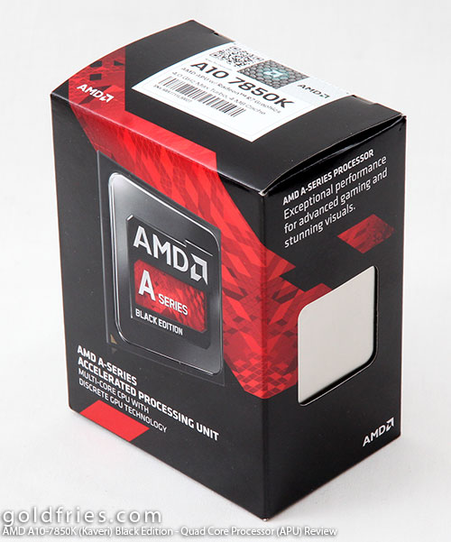AMD A10-7850K (Kaveri) Black Edition - Quad Core Processor (APU) Review