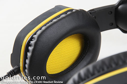 Armaggeddon Avatar Pro ZX500 Headset Review