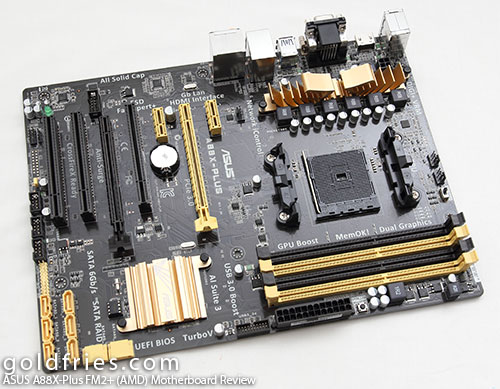 ASUS A88X-Plus FM2+ (AMD) Motherboard Review