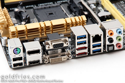ASUS A88X-Pro FM2+ (AMD) Motherboard Review