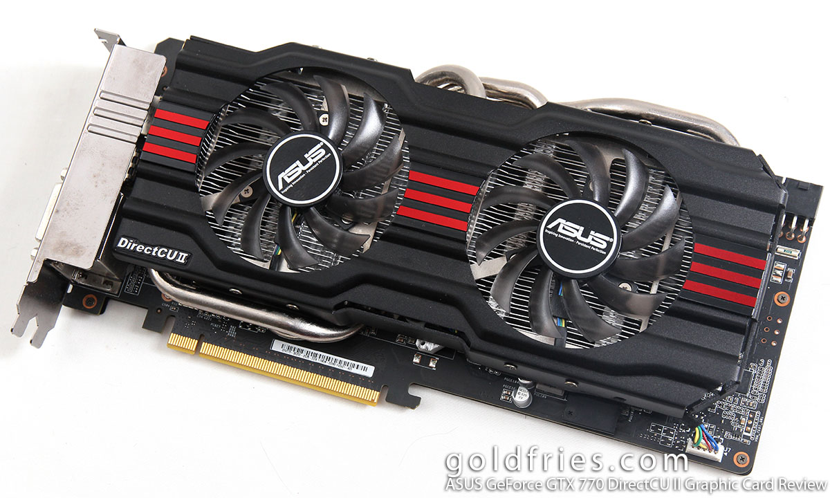ASUS GeForce GTX 770 DirectCU II Graphic Card Review