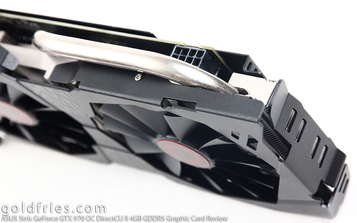 ASUS Strix GeForce GTX 970 OC DirectCU II 4GB GDDR5 Graphic Card Review