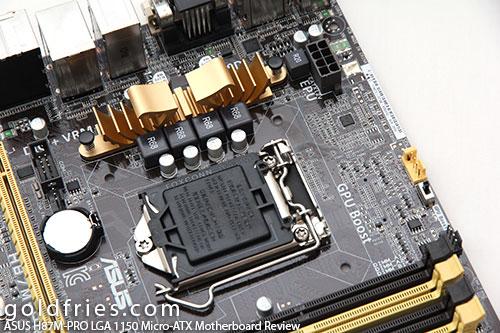 ASUS H87M-PRO (Intel LGA 1150) Micro-ATX Motherboard Review 2