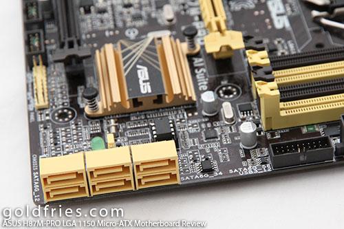 ASUS H87M-PRO (Intel LGA 1150) Micro-ATX Motherboard Review 4