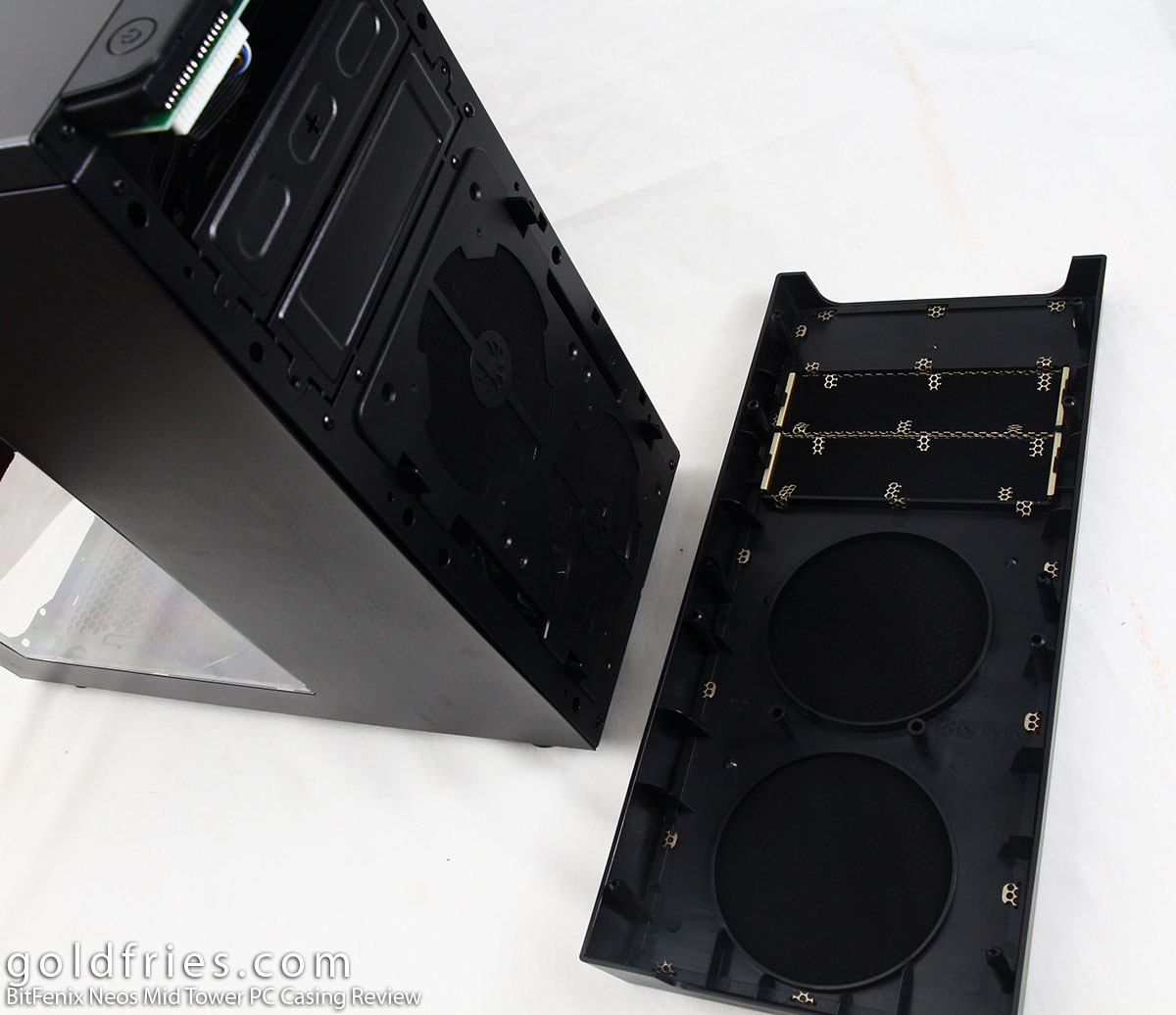 BitFenix neos Mid Tower PC Casing Review