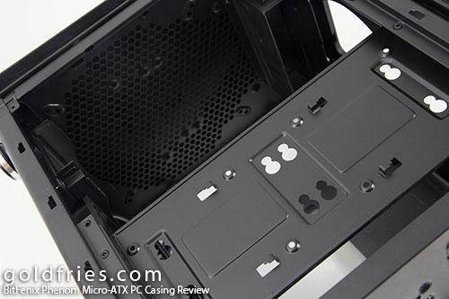 BitFenix Phenom Micro-ATX PC Casing Review