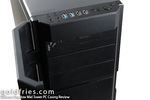 BitFenix Shadow Mid Tower PC Casing Review