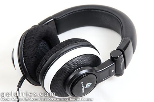 Cooler Master CM Storm Ceres-500 Gaming Headset Review