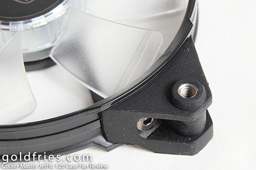 Cooler Master JetFlo 120 Case Fan Review