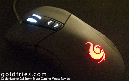 Cooler Master CM Storm Mizar Gaming Mouse Review
