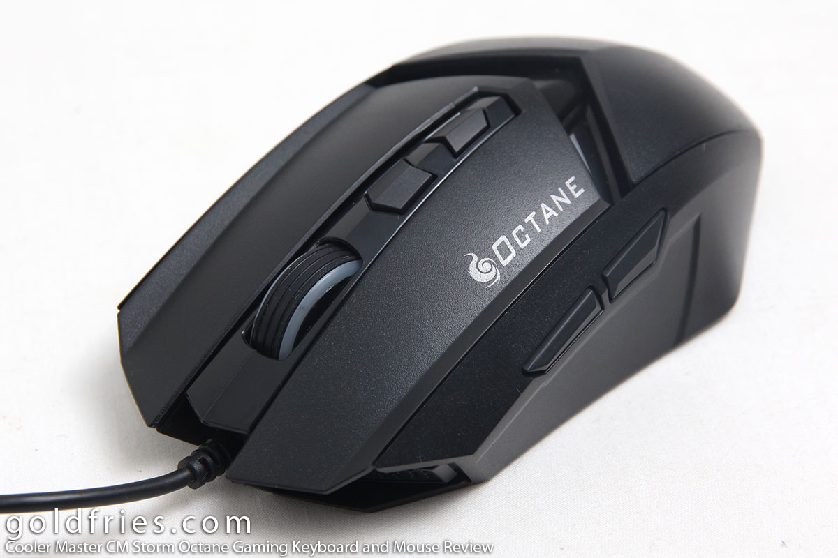 Cooler Master CM Storm Octane Gaming Keyboard and Mouse Review