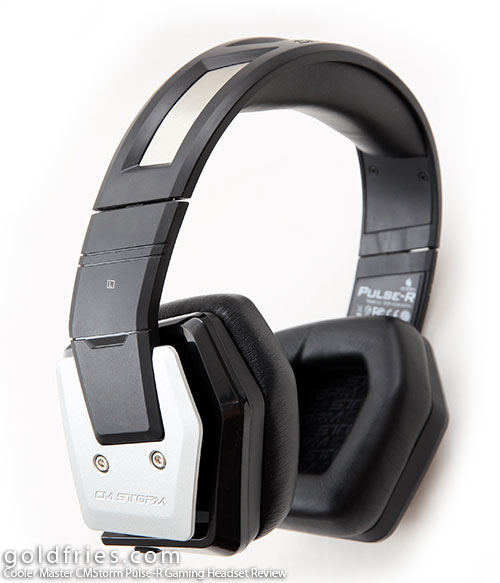 Cooler Master CMStorm Pulse-R Gaming Headset Review