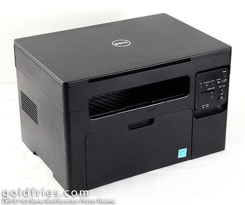Dell B1163 Mono Multifunction Printer Review