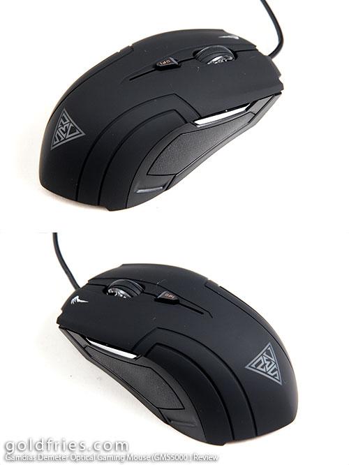 Gamdias Demeter Optical Gaming Mouse (GMS5000 ) Review
