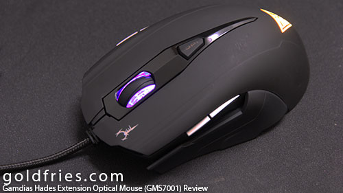 Gamdias Hades Extension Optical Mouse (GMS7001) Review