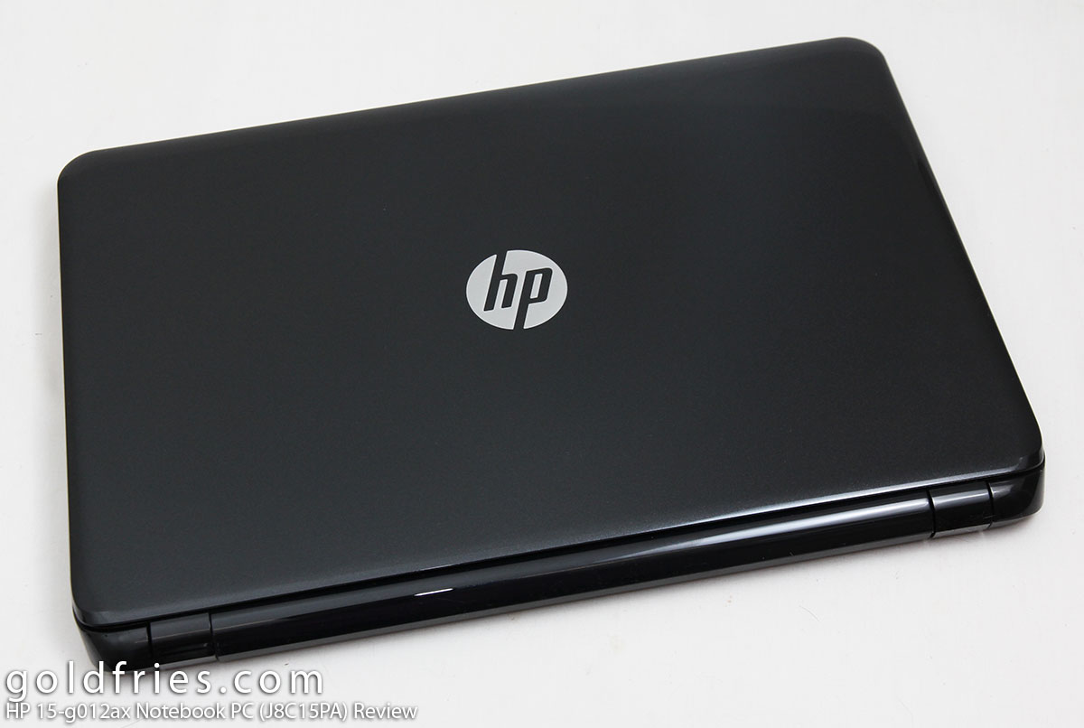 HP 15-g012ax Notebook PC (J8C15PA) Review