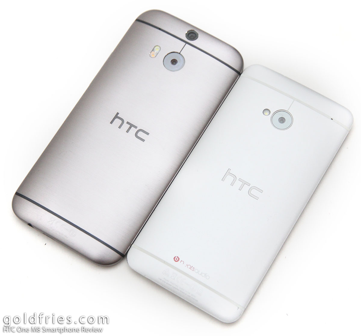 HTC One M8 Smartphone Review