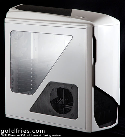 NZXT Phantom 530 Full Tower PC Casing Review
