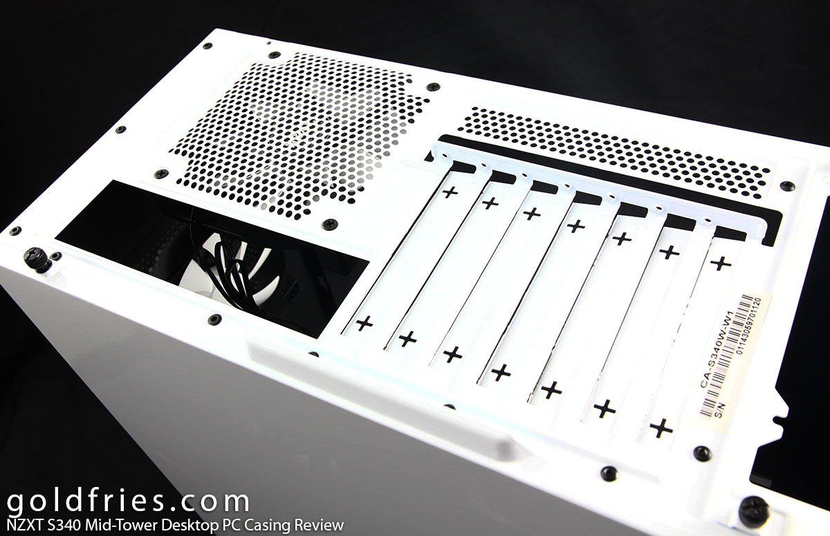 NZXT S340 Mid-Tower Desktop PC Casing Review