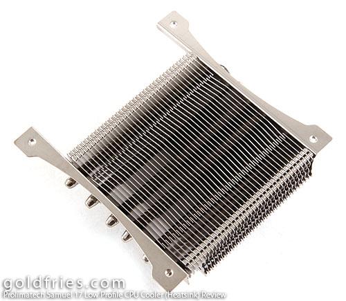 Prolimatech Samuel 17 Low Profile CPU Cooler (Heatsink) Review