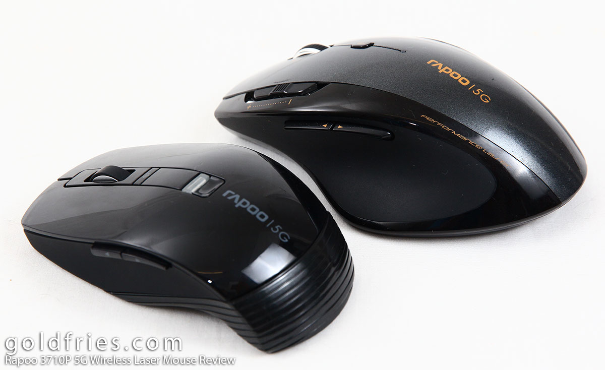 Rapoo 5G 3710p Wireless Laser Mouse Review