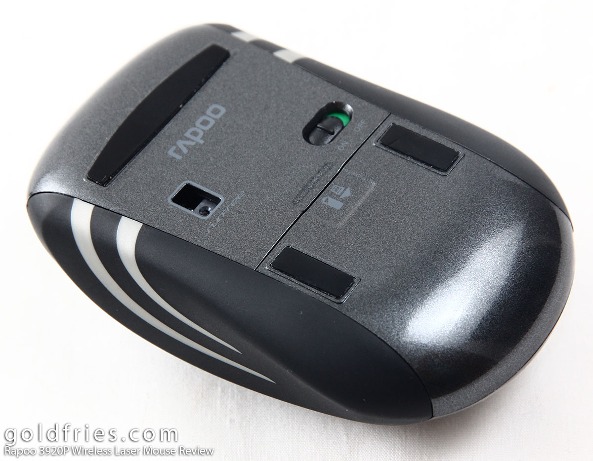 Rapoo 3920P Wireless Laser Mouse Review