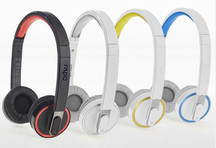 Rapoo H3080 Wireless Foldable Headset Review