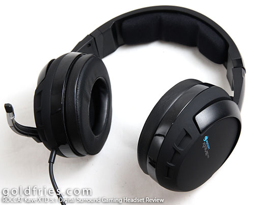 ROCCAT Kave XTD 5.1 Digital Surround Gaming Headset Review
