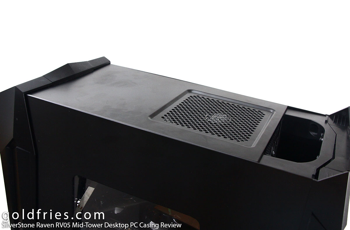 SilverStone Raven RV05 Mid-Tower Desktop PC Casing Review