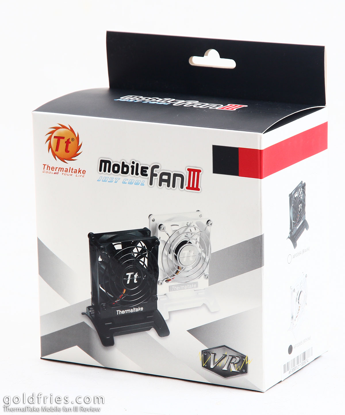 ThermalTake Mobile Fan III Review