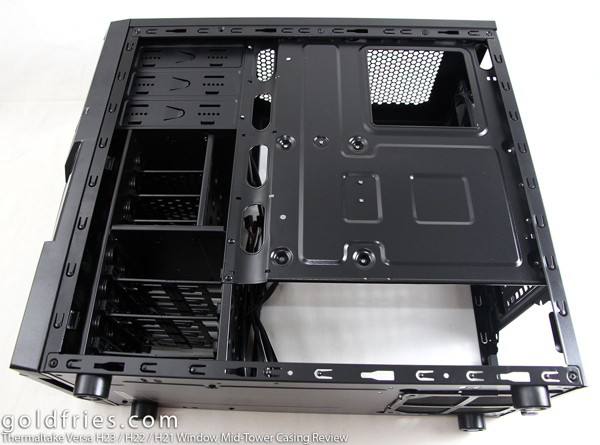 Thermaltake Versa H23 / H22 / H21 Window Mid-Tower Casing Review