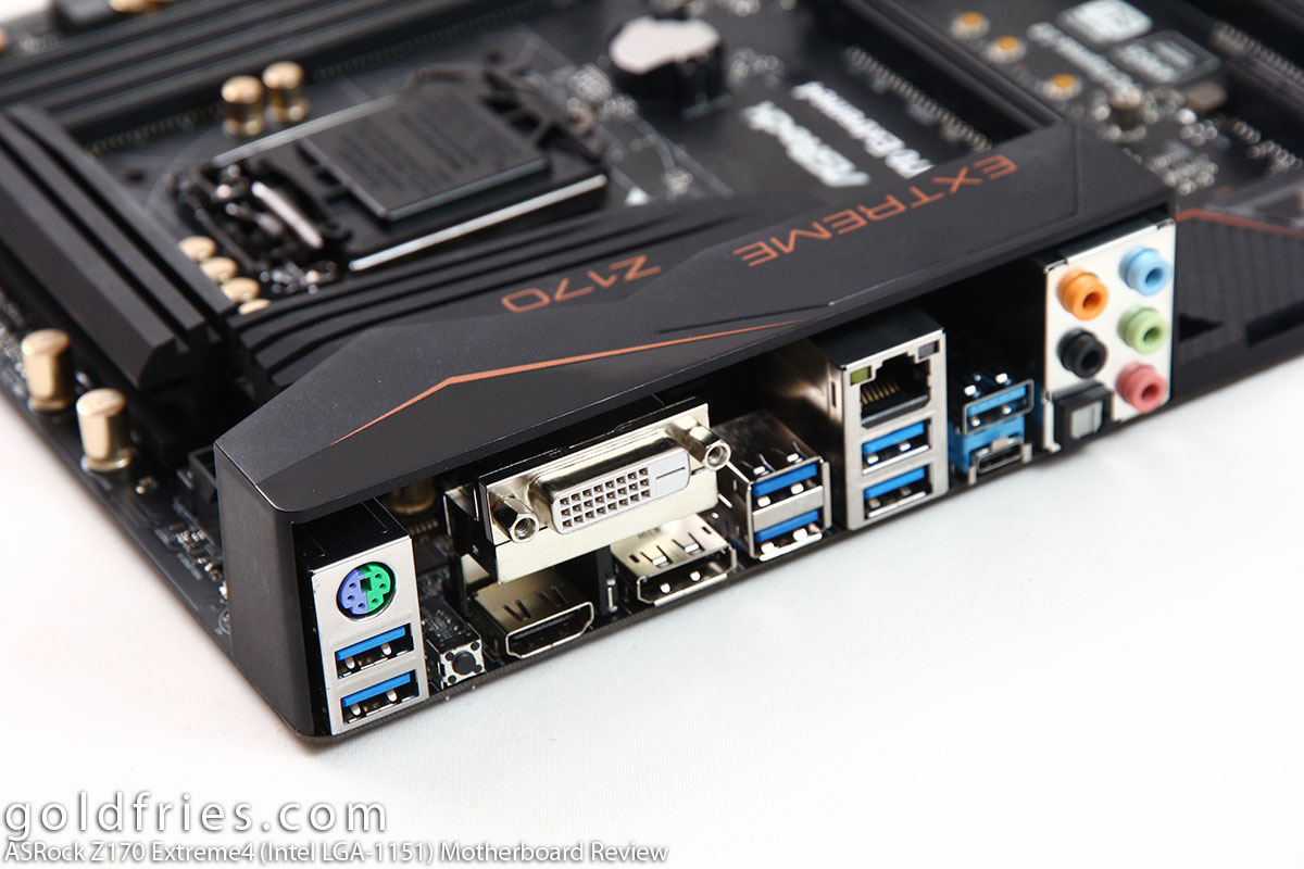 ASRock Z170 Extreme4 (Intel LGA-1151) Motherboard Review