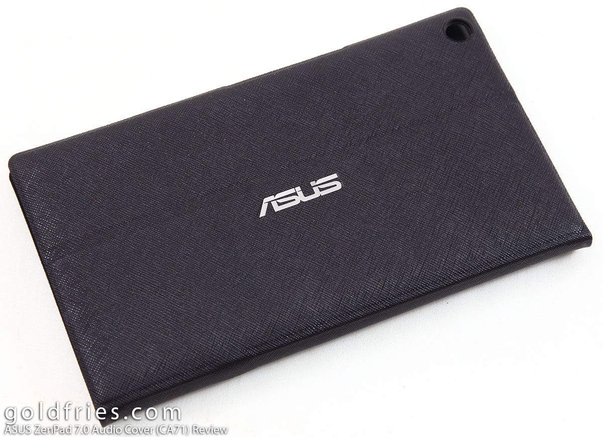 ASUS ZenPad 7.0 Audio Cover (CA71) Review