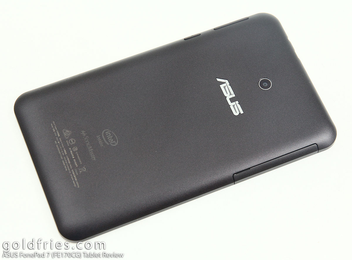 ASUS FonePad 7 (FE170CG) Tablet Review ~ goldfries
